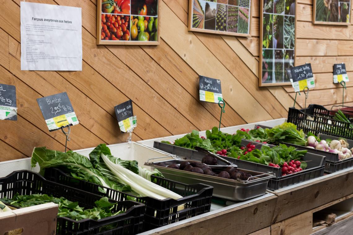Le jardin potager de loctudy breizh gwer la bretagne for Le jardin potager